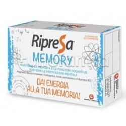 Ripresa Memory Integratore per Memoria e Concentrazione 20 Compresse