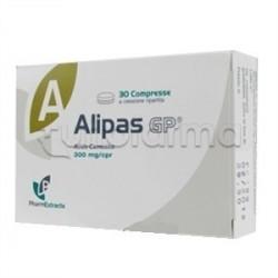 Alipas GP Integratore per Sovrappeso e Trigliceridi 30 compresse