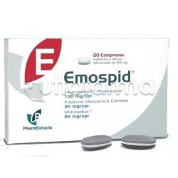 Emospid Integratore per Emorroidi 20 compresse