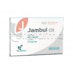 Jambul CR Integratore per Glicemia 30 compresse