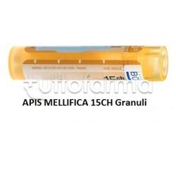 Boiron Apis Mellifica 15CH Granuli Omeopatici Tubo da 4gr