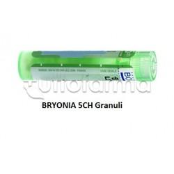 Boiron Bryonia 5CH Granuli Omeopatici Tubo da 4gr