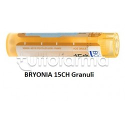 Boiron Bryonia 15CH Granuli Omeopatici Tubo da 4gr