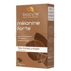 Biocyte Melanine Forte Integratore per l'Abbronzatura 30 Compresse