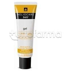Heliocare 360 Gel SPF 50+ Protezione Solare Molto Alta 50 ml