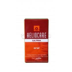 Heliocare Oral Ultra Integratore per Pelle e Abbronzatura 30 Capsule