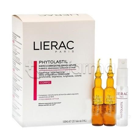 Lierac Phytolastil Siero Anti Smagliature 20 Fiale da 5ml