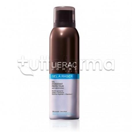 Lierac Homme Gel Barba Idratante Anti-irritazione 150ml