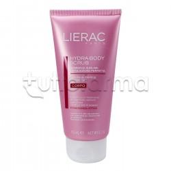 Lierac Hydra-Body Scrub Trattamento Esfoliante 175ml