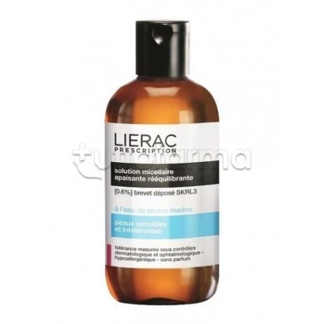 Lierac Prescription Soluzione Micellare Struccante Viso 200ml