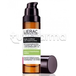 Lierac Prescription Fluido Opacizzante Anti Imperfezioni Viso 50ml