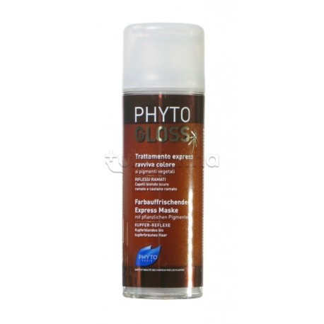Lierac Phytogloss Maschera Colorata Riflessi Ramati 145 ml