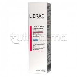 Lierac Diopticalm Crema Lenitiva Contorno Occhi 10ml