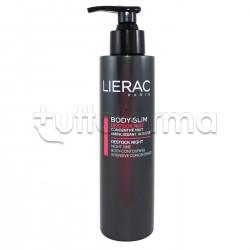 Lierac Body-Slim Destock Trattamento Snellente Notte 200ml