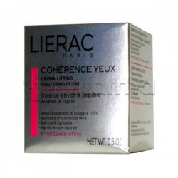 Lierac Coherence Yeux Crema Lifting Contorno Occhi 15ml