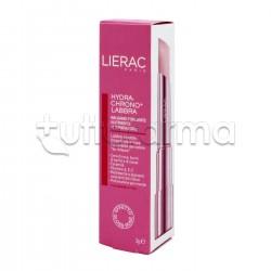 Lierac Hydra Chrono+ Balsamo Labbra Rose' 3gr