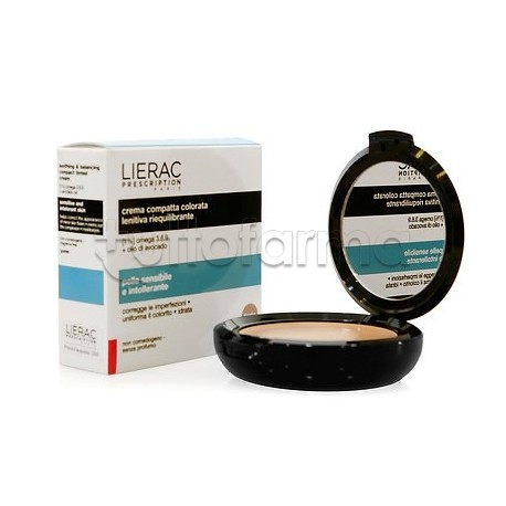 Lierac Prescription Crema Compatta Colorata Sable 9gr