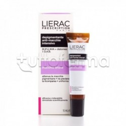 Lierac Prescription Depigmentante Anti Macchie Viso 15ml