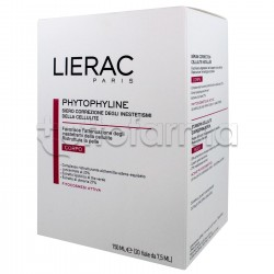 Lierac Phytophyline Trattamento Anticellulite 20 Fiale 7,5ml