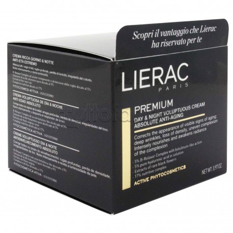 Lierac Premium Crema Voluptueuse Antiage 50ml