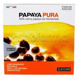 Zuccari Papaya Pura Integratore Antiossidante 30 Bustine Orosolubili