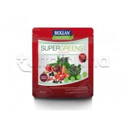 Named Bioglan Supergreens Frutti Rossi 100g