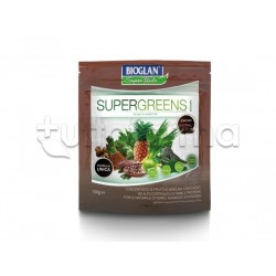 Named Bioglan Supergreens Cacao 100g