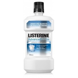 Listerine Collutorio Advanced White 500 ml