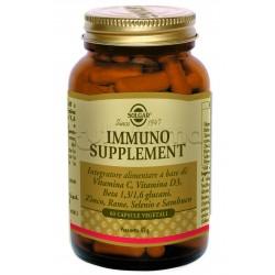 Solgar Immuno Supplement Integratore per Difese Immunitarie 60 Capsule