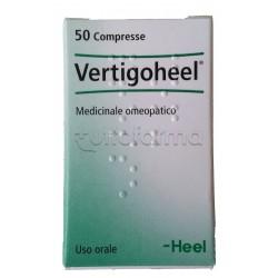 Vertigoheel Heel Guna Medicinale Omeopatico contro Vertigini 50 Compresse