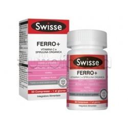 Swisse Ferro+ Integratore di Ferro 50 Compresse