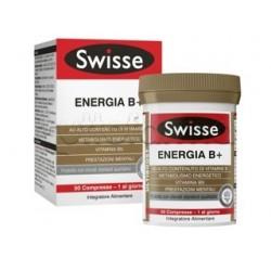 Swisse Energia B+ Integratore Energetico 50 Compresse