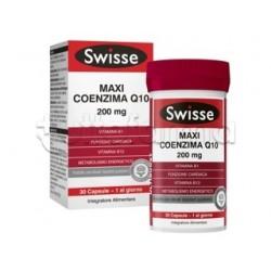 Swisse Maxi Coenzima Q10 Integratore Antiossidante 30 Capsule