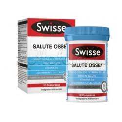 Swisse Salute Ossea Integratore con Vitamina D e Calcio 60 Compresse