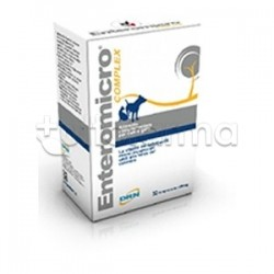Enteromicro Complex Integratore Veterinario 32 Compresse