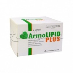 Armolipid Plus 60 Compresse Formato Convenienza