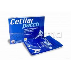 Cetilar Patch Cerotti per Dolori Muscoli e Articolazioni 5 Cerotti