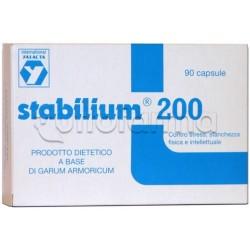 Stabilium 200 Integratore 90 Capsule