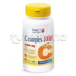 LongLife C Complex 1000 Integratore 60 Tavolette