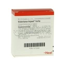 Valeriana Injeel Forte 10 Fiale