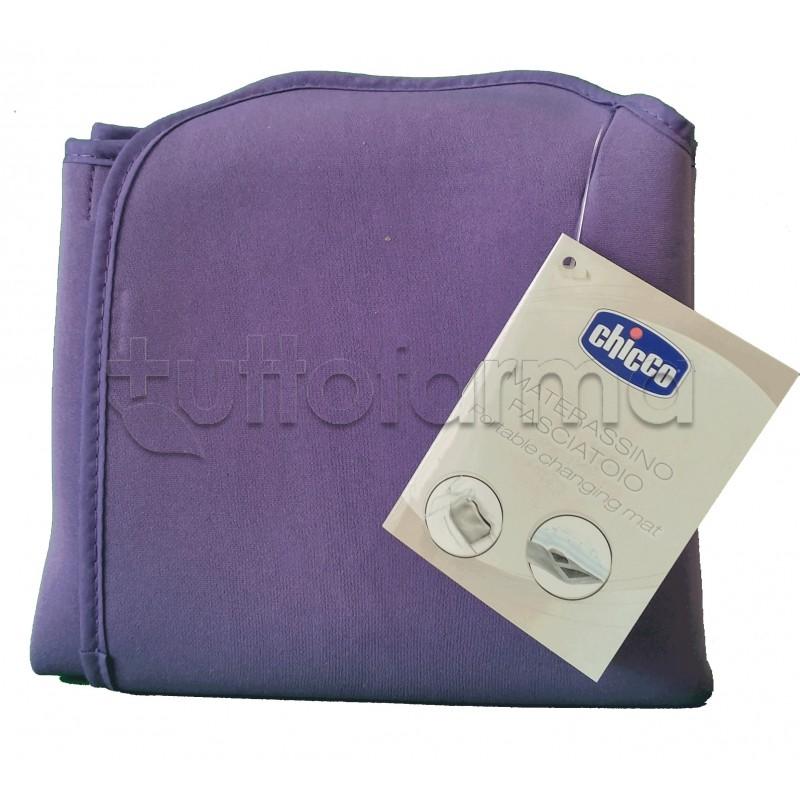 Chicco materassino fasciatoio portatile - Fasciatoio portatile ikea ...