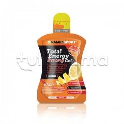 Named Sport Total Energy Amino Gel Energetico Gusto Orange