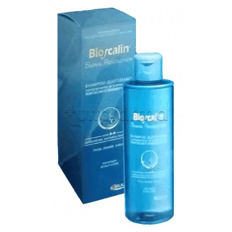 Bioscalin Signal Revolution Shampoo Anticaduta Trattamento Intensivo