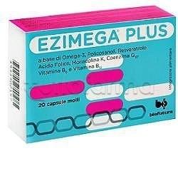 Ezimega Plus 20 Capsule