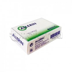 Allerin Hering Medicinale Omeopatico 30 Capsule