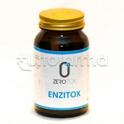 Zerotox Enzitox Integratore per digestione 60 compresse