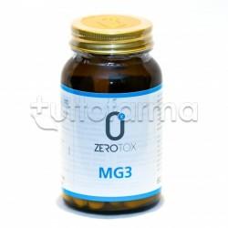 Zerotox MG3 Integratore di magnesio - 60 compresse