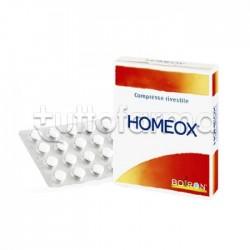 Homeox Medicinale Omeopatico 60 Compresse