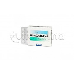 Homeogene 46 Medicinale Omeopatico 60 compresse
