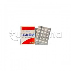 Homeogene 9 Medicinale Omeopatico 60 compresse